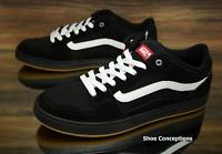 Vans Baxter Black White Gum VN-0L3M9X1 Men's Skate Shoes Multi Size NEW