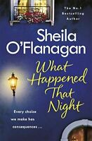 O'Flanagan, Sheila, What Happened That Night: A page-turning read by the No. 1 B