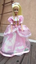 """BARBIE CLONE BLONDE DOLL SUPERSTAR ERA FACE MEXICAN """"CYNTHIA"""" BOOTLEG WITH DRESS"""