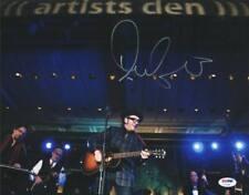Elvis Costello Signed Authentic 11X14 Photo Autographed PSA/DNA #U70986
