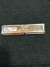 1 GB OCZ PC2-7200 OCZ2N900 DDR2-900 MHZ MEMORY PC RAM 1X1 GB 240 PIN