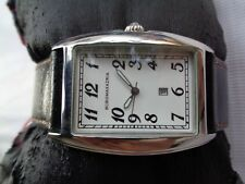 BCBGMAXAZRIA BCBG MAX AZRIA Watch White Dial Gents Quartz Watch