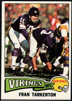 1975 Topps Football - Pick A Player - Cards 201-400