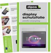 2x Beneve Tablet PC 10.1 Zoll Schutzfolie matt Displayschutzfolie Folie Display
