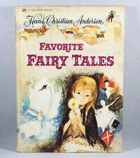 Hans Christian Andersen Favorite Fairy Tales, 1974