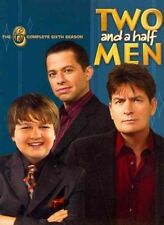 Two and a Half Men Comp Sixth Season 0883929075102 DVD Region 1