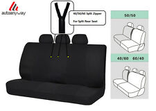 Auto Seat Covers for Car SUV Universal Split Back Rear Protector