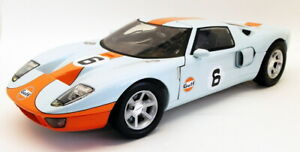 Motormax 1/12 Scale Model Car 79639 - Ford GT Concept - Gulf