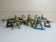 TMNT McDonald's Happy Meal Toy 2016 Teenage Mutant Ninja Turtles Lot Of 13