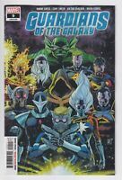 GUARDIANS OF THE GALAXY #9 MARVEL comics NM 2019 Donny Cates