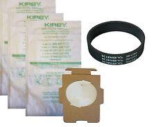 Genuine Kirby Bags 3PK+1 Belt ALL Models