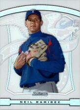 2009 Bowman Sterling Prospects Refractors #NR Neil Ramirez /199 - NM-MT