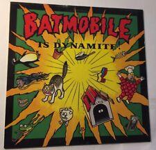 Batmobile – Batmobile is dynamite! (r.o.c.k. IX) Vinyle