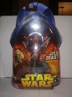 Star Wars Revenge Of The Sith Plo Koon jedi master mint condition