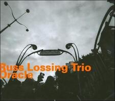 Oracle by Russ Lossing Trio/Russ Lossing (CD, May-2011, Hatology)