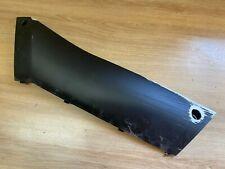 UN CACHE PLASTIQUE CARENAGE PLASTIQUE SCOOTER PEUGEOT 50 KISBEE BLACK EDITION