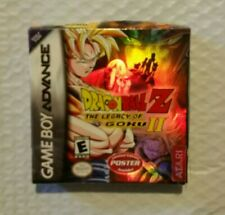 Dragon Ball Z: The Legacy of Goku II - Game Boy Advance GBA Game