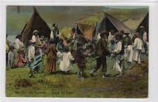 More details for gypsies: romania postcard (c62401)