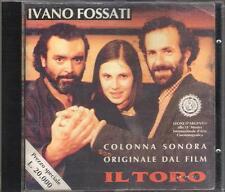 """IVANO FOSSATI - RARO CD FUORI CATALOGO """" IL TORO """""""