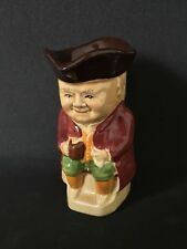 Small Miniature Toby Jug By Wood & Son