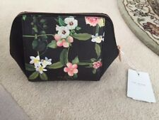 "Ted Baker Trellis Cosmetic Case Make Up  Catch All  ""NWT"""