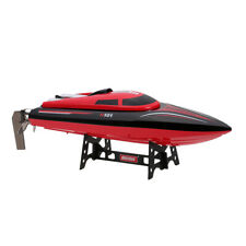 Red Skytech H101 Rc Boat 2.4G Channel 25km/h Racing Remote Control Rtr Toys Y8J2