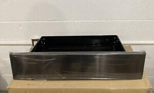 New DG94-00959E OEM Samsung Stove / Oven Drawer- NX58R9421SG/AA Black Stainless