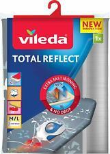 Housse de Table Planche à Repasser Vileda Total Reflect pour Repassage Rapide