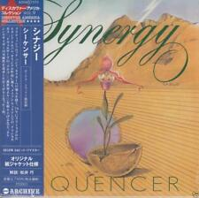 SYNERGY-SEQUENCER-JAPAN MINI LP CD Fi83
