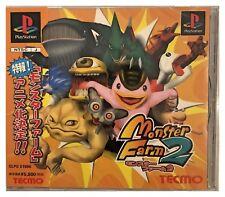 Monster Farm 2 Ps1 Brand New  JAPAN