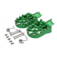 CNC Footpegs Foot Rest Pegs For XR50 CRF50 KLX110 Dirt Pit Bike