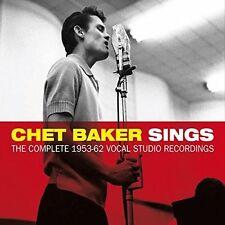 Chet Baker - Complete 1953-62 Vocal Studio Recordings [New CD] Spain - Import