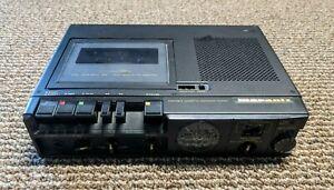 Marantz Portable Cassette Tape Player Recorder PMD201 VU Meter Mint Working