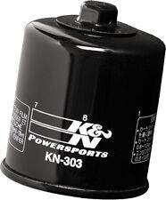 K & N Oil Filter KN-303 HONDA / KAWASAKI ZX10R NINJA / YAMAHA / POLARIS