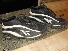 11.5 mens FOOTBALL / SOFTBALL shoes REEBOK cleats 11 sport vintage retro 88