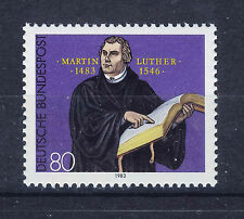 ALEMANIA/RFA WEST GERMANY 1983 MNH SC.1406 Martin Luther