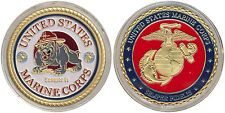 CHALLENGE COIN - UNITED STATES MARINE CORPS USMC MILITARY NEW - FREE SHIPPING *