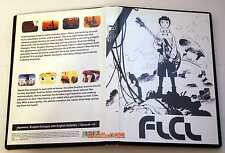 FLCL Fooly Cooly Complete Anime DVD Collection Episode 1-6 Brand New English Dub