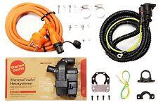 Themo Teufel elektrischer Motorvorwärmer + Anschluss Set + Standheizung Zuheizer