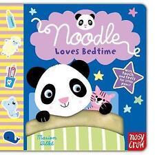 Good, Noodle Loves Bedtime, Marion Billet, Book