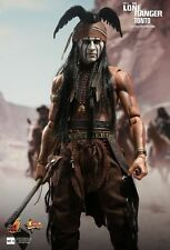 Hot Toys-Tonto-The Lone Ranger - 1/6 Scale Figure-UK Vendeur
