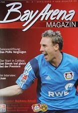 Programm 2002/03 Bayer 04 Leverkusen - Borussia Dortmund