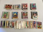 Huge Lot of Vintage 1980's Garbage Pail Kids Trading Cards 1986 1987 Lot of 850+