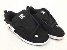 Men's DC Skate Shoes Court Graphic - Black Size 10