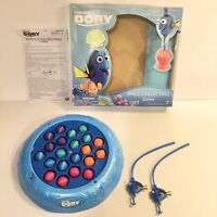 Disney Pixar Finding Dory Shell Collecting Motorized Fishing Game Finding Nemo