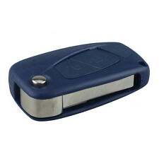 3 Buttons Flip Remote Key Shell for FIAT Panda Keyless Fob Auto Car Alarm Cover