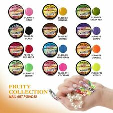 Mia Secret Acrylic Nail Powder 12 Colors Fruity Collection