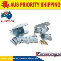 Speedy Parts  SPF1600K Front Camber Caster Adjusting Kit Fits Ford