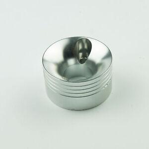 Silver CNC alloy engine intake for hpi rv baja 5b 5t 5sc SS zenoah cy engines