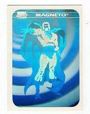 HOLOGRAM  MAGNETO MH2 Marvel Universe Series 1 1990
